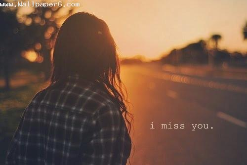 Download-Girl-miss-her-lover-Heart-touching-love-quote-for-your-mobile-cell-phone-wallpaper-wp4406493