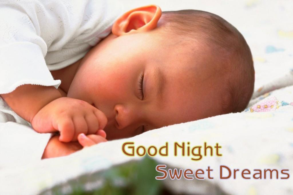 Download-Good-night-sleeping-baby-Good-night-for-your-mobile-cell-phone-wallpaper-wp4406495