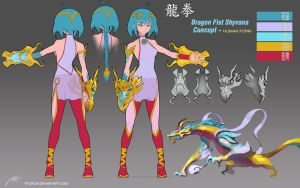 Dragon-Fist-Shyvana-Costume-Concept-by-ptcrow-wallpaper-wp5205980