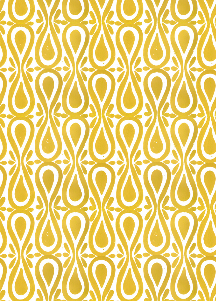 Drop-On-Over-in-Saffron-yellow-Hand-Block-Printed-by-Sarah-Ruby-wallpaper-wp5206029