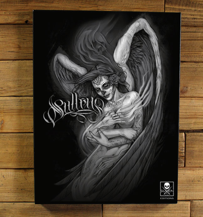 EMBRACE-BLACK-GICLEE-wallpaper-wp5206179