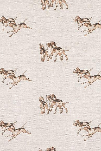 Emily-Bond-Hounds-Linen-Union-wallpaper-wp425163-1