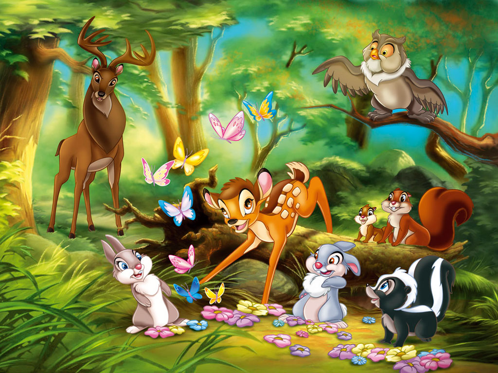 Exclusive-Bambi-Cartoon-For-Ipad-Image-Download-wallpaper-wp5805449