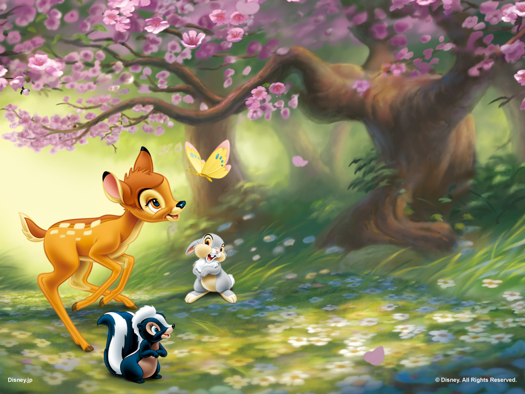 Exclusive-Bambi-Disney-For-Phone-Image-Download-«-Anime-Cartoon-wallpaper-wp5805455