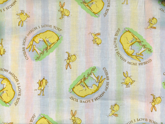 FABRIC-Bunnies-Rabbits-Guess-How-Much-I-Love-You-Bunnies-yards-wallpaper-wp4806296