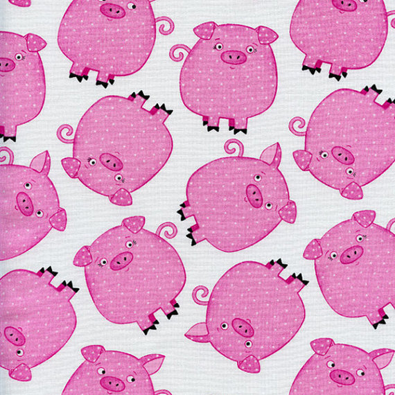 FLANNEL-This-Little-Pig-Fabric-By-The-Yard-via-Etsy-wallpaper-wp5805660