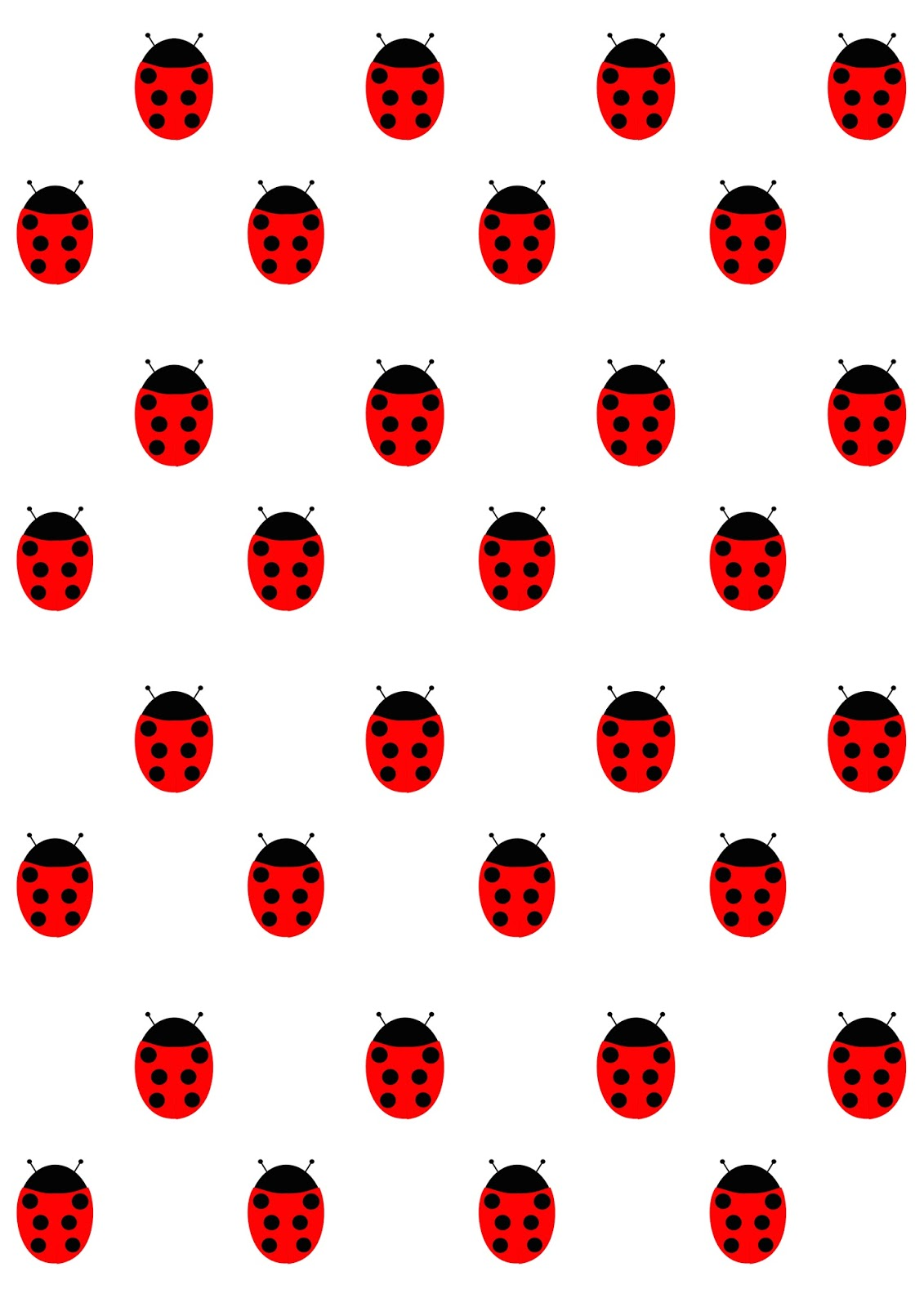 FREE-printable-ladybug-pattern-paper-cute-nursery-and-baby-shower-pattern-^^-wallpaper-wp3005880