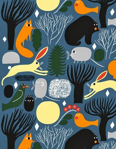 Fabric-by-Aino-Maija-Metsola-and-Sami-Ruotsalainen-for-Marimekko-A-W-collection-wallpaper-wp425328-1