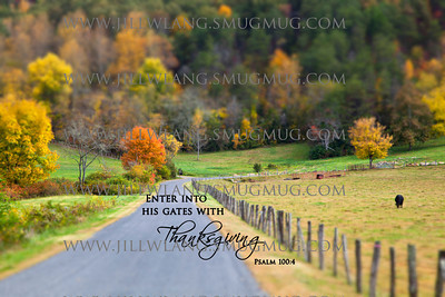 Fall-Scripture-His-gates-with-Thanksgiving-Psalm-Road-beside-pasture-in-the-fal-wallpaper-wp4605805
