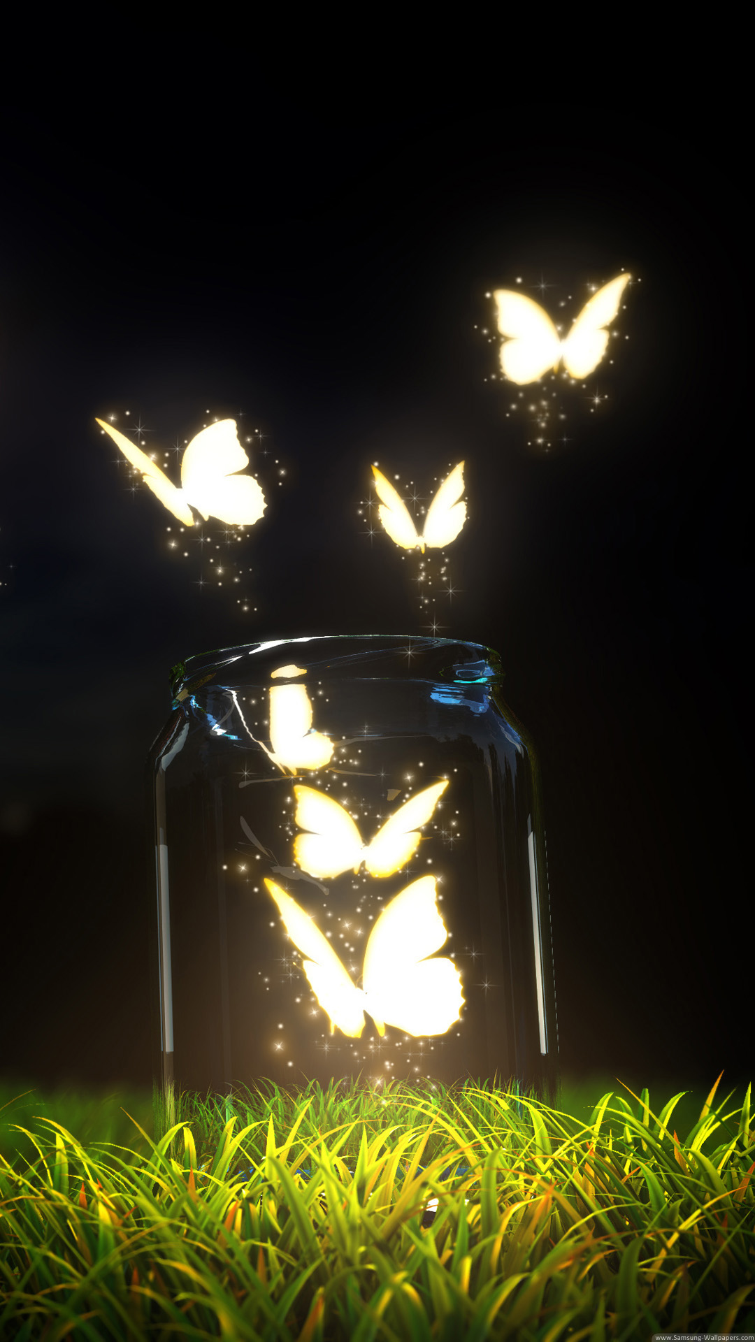 Fantasy-Butterfly-Jar-Android-wallpaper-wp3405413