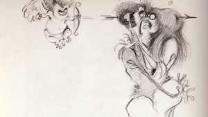 Ralph Steadman wallpaper