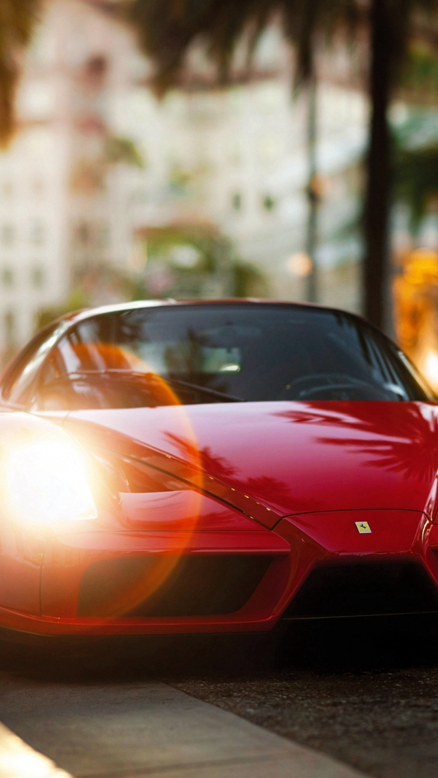 Ferrari-Enzo-Red-Side-View-iPhone-s-wallpaper-wp425390