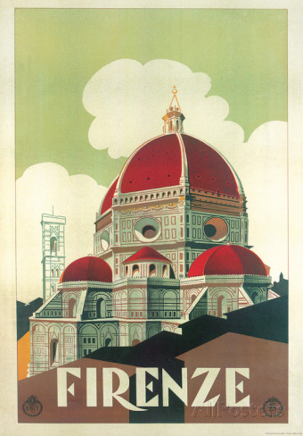 Firenze-Cupola-Florence-Dome-Italian-Vintage-Style-Travel-Poster-Poster-at-AllPosters-com-wallpaper-wp3605575
