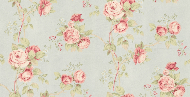 Fleurs-et-Toile-CG-Galerie-A-pretty-floral-trail-in-a-stylised-hand-painted-ef-wallpaper-wp5007520
