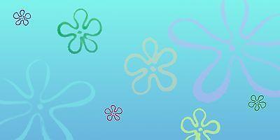 Floral-Background-Great-for-Bikini-Bottom-Spongebob-Fish-Tank-or-Aquarium-wallpaper-wp5007581