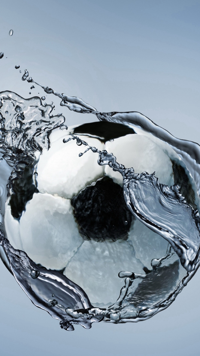 Football-Ball-Exercise-Water-Abstraction-iPhone-s-wallpaper-wp425508