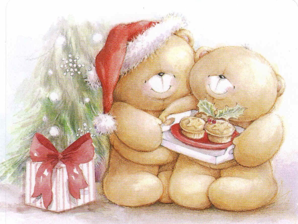 Forever-Friends-Forever-Friends-Navidad-tamaño-grande-wallpaper-wp5201195