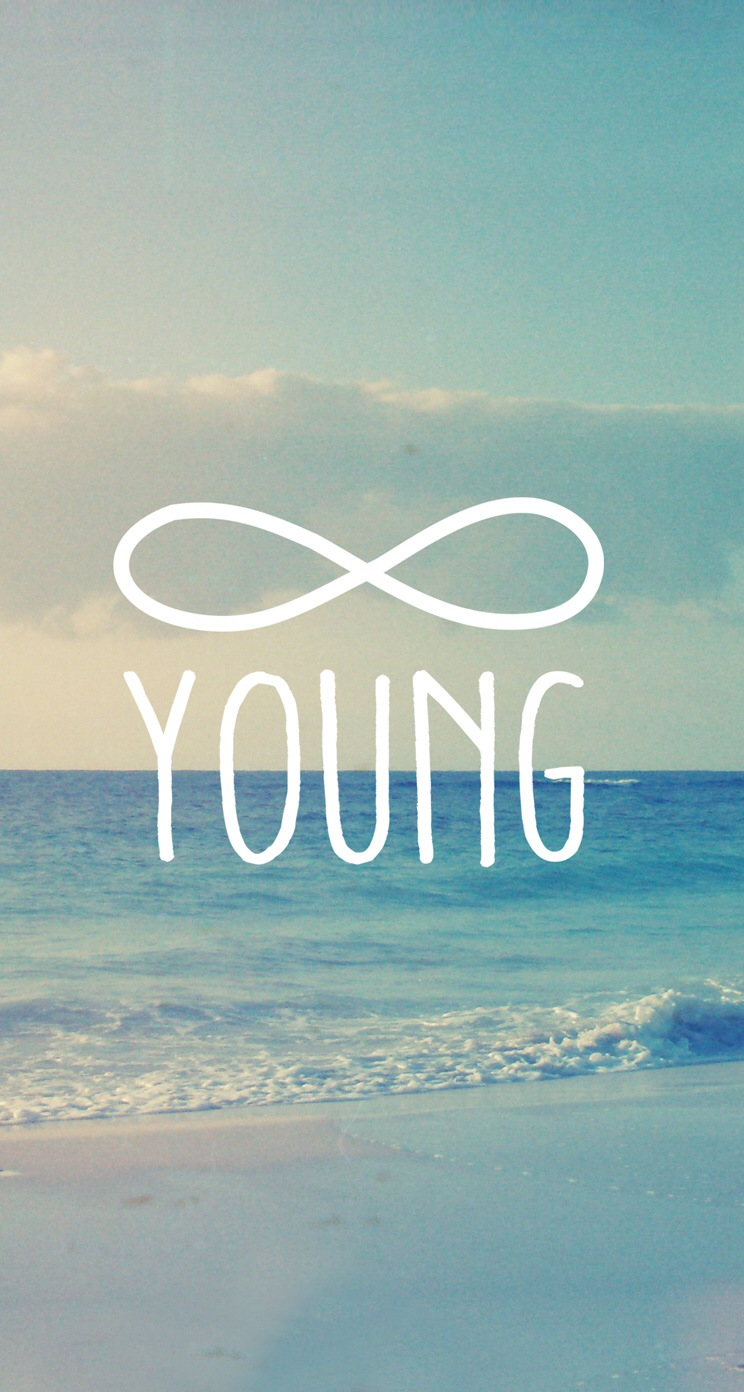 Forever-Young-iPhone-mobile-wallpaper-wp5007663