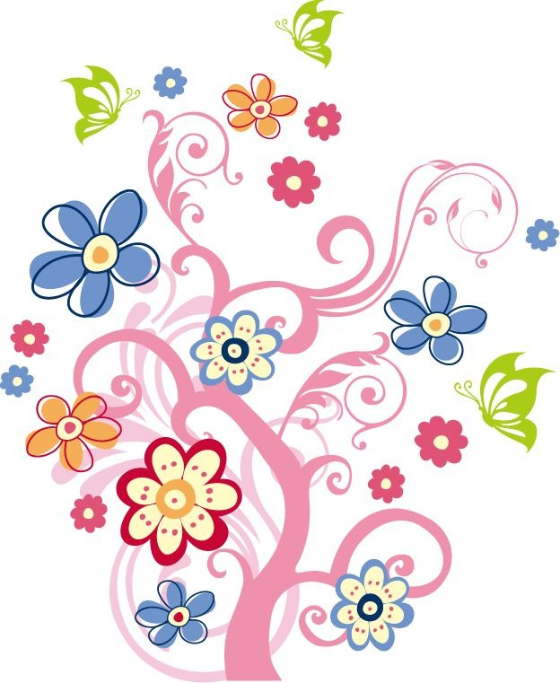 Free-Vector-Clip-Art-Tree-with-Flowers-Vector-Graphic-Free-Vector-Graphics-All-Free-Web-wallpaper-wp5007756