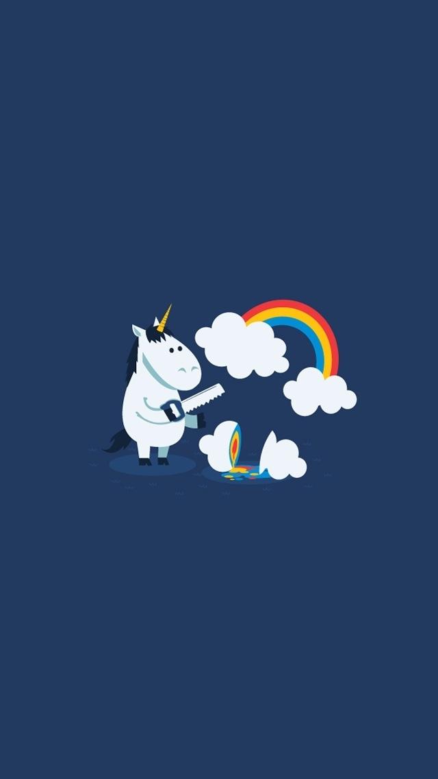 Funny-unicorn-Best-iPhone-s-wallpaper-wp5206882