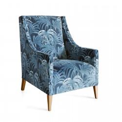 GEFFRYE-Palmeral-Azure-by-House-of-Hackney-wallpaper-wp6003651