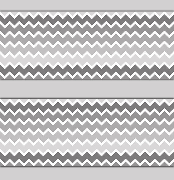 GREY-CHEVRON-BORDER-Grey-Ombre-Wall-Art-Decal-Girl-Boy-Nursery-Sticker-Baby-Gender-Neutral-Decor-Chi-wallpaper-wp3006340