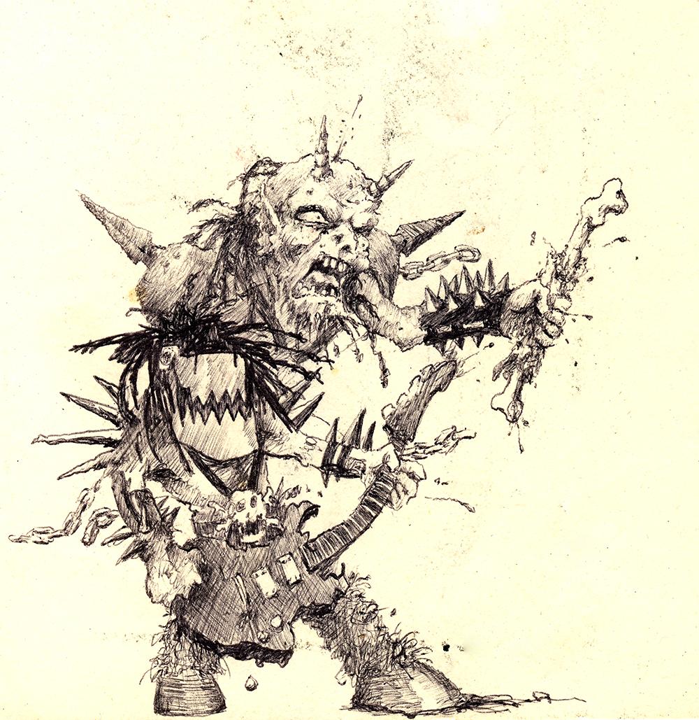 GWAR-sketch-by-Guy-Sparger-circa-wallpaper-wp5806233