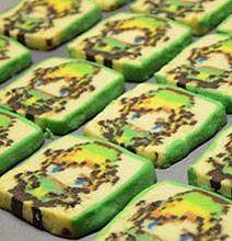 Geek-Happiness-Zelda-Link-Pixelated-Cookies-wallpaper-wp5007940