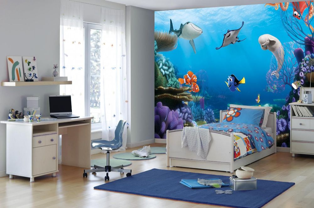 Giant-size-Finding-Dory-Disney-paper-mural-Amazing-decoration-idea-wall-mural-for-kids-ch-wallpaper-wp5206986