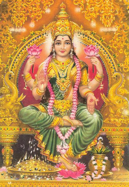 Goddess-Lakshmi-wallpaper-wp6003720