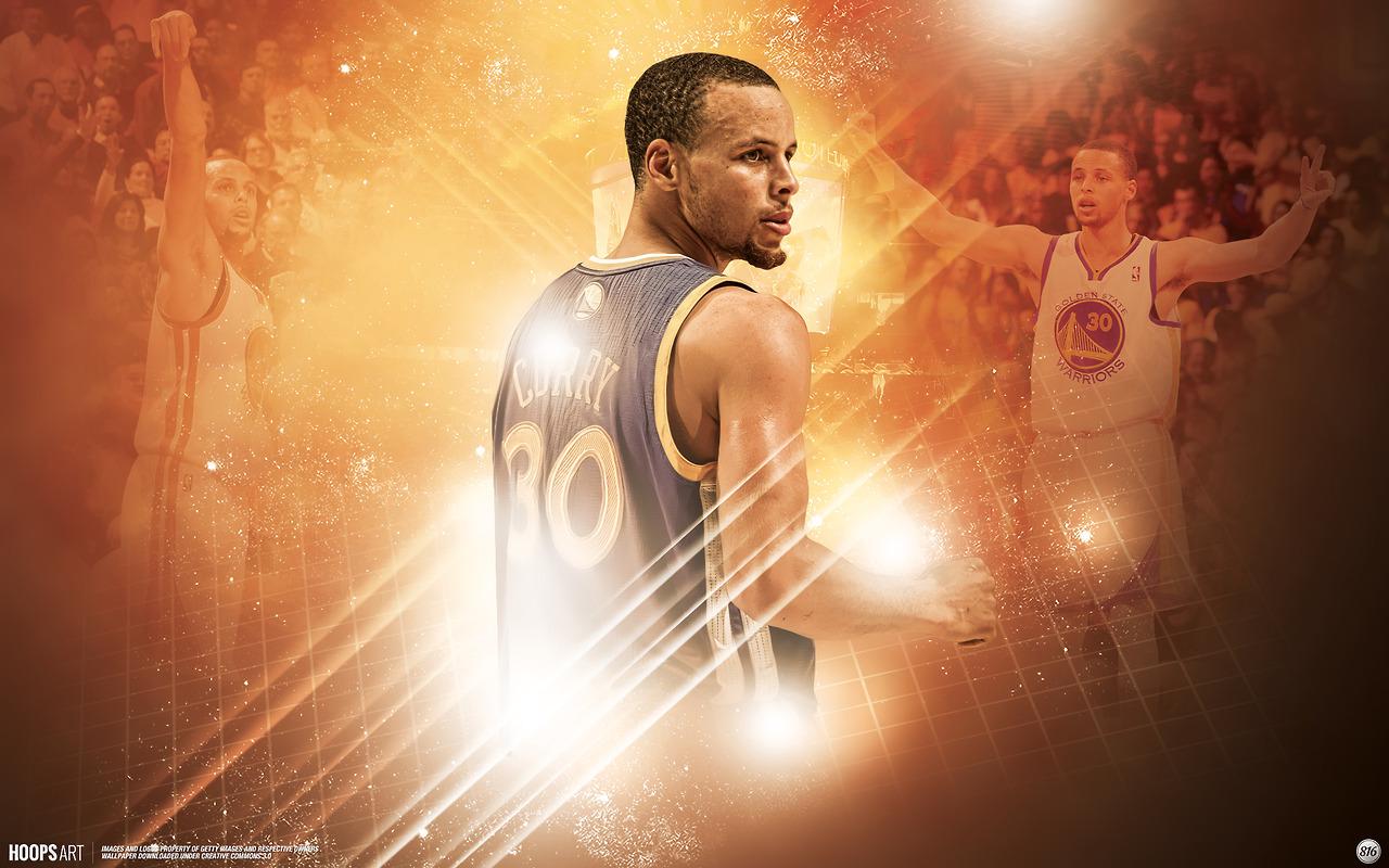 Golden-State-Warriors-Stephen-Curry-NBA-from-HoopsArt-com-wallpaper-wp5405321