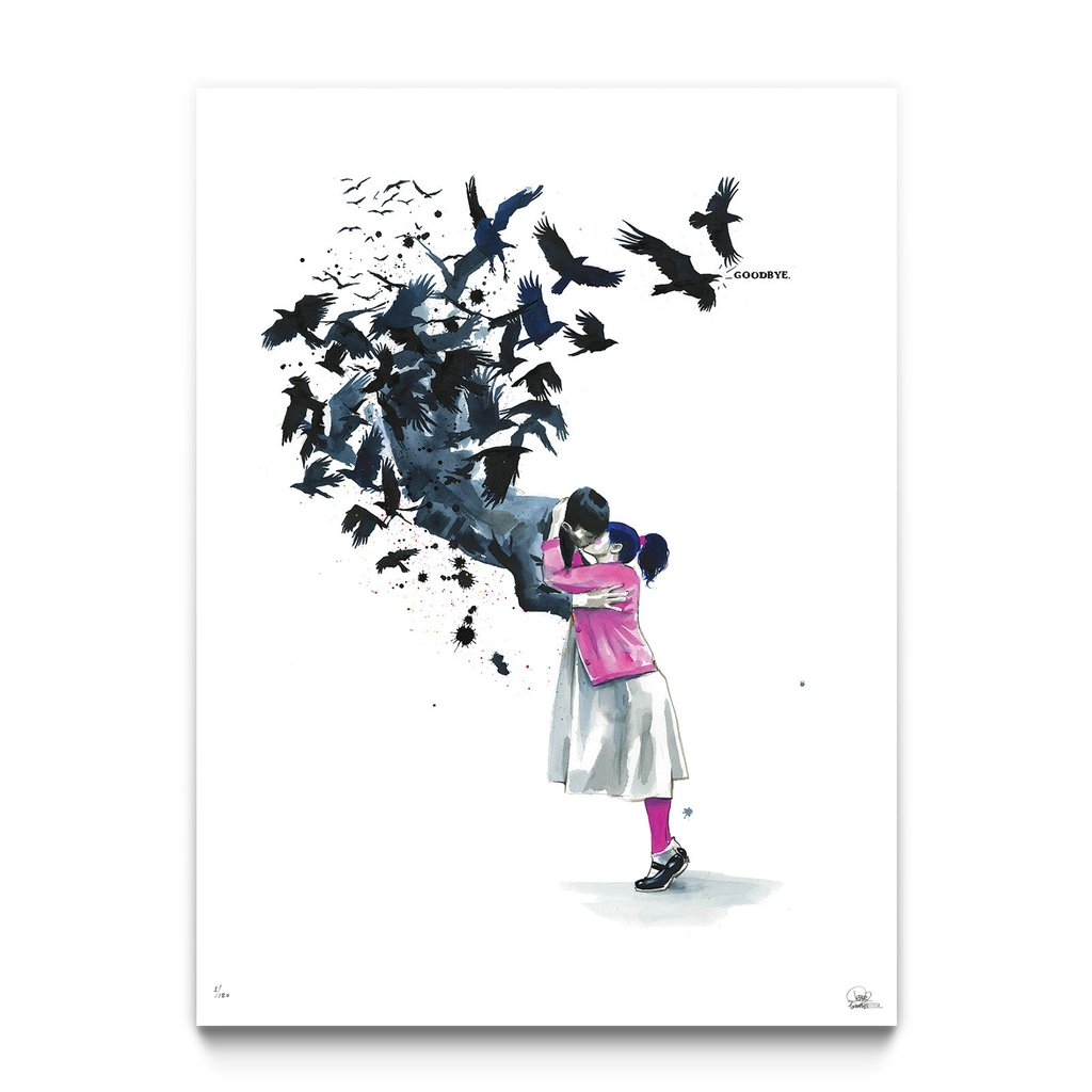 Goodbye-Limited-Edition-Print-by-Lora-Zombie-Available-Exclusively-at-Eyes-On-Walls-wallpaper-wp5605237