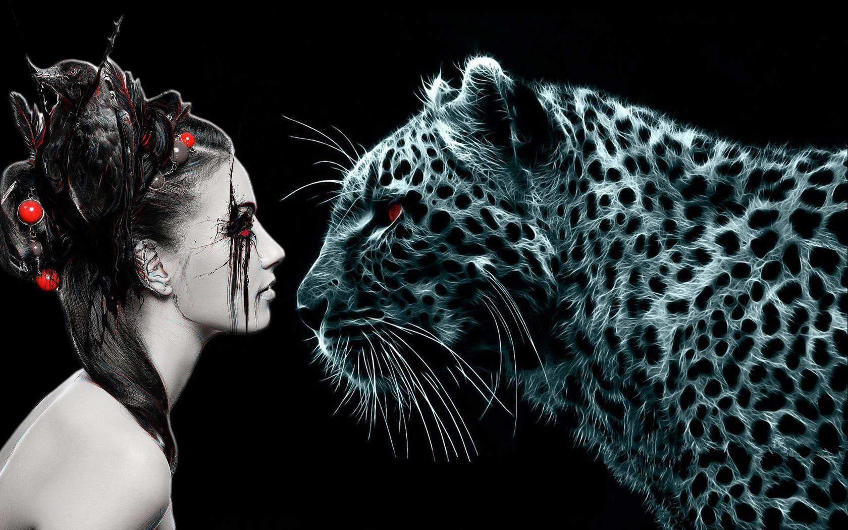 Goth-girl-and-Leopard-D-wallpaper-wp4005043-1
