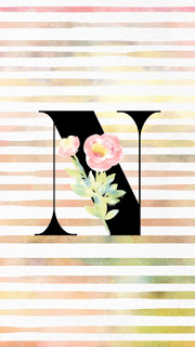 Grace-and-Josie-iPhone-Freebies-Monogram-Series-wallpaper-wp425836