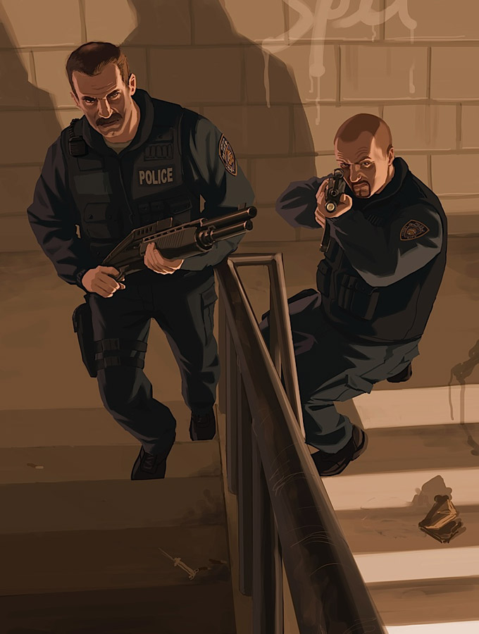 Grand-Theft-Auto-IV-Art-Pictures-Police-wallpaper-wp4407563