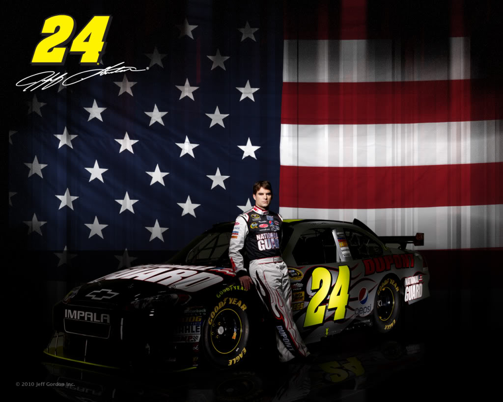 Great-Photograph-of-Jeff-Gordon-and-his-National-Guard-Car-Copyright-Jeff-Gordon-Inc-wallpaper-wp3006319