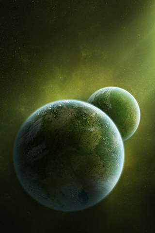 Green-Planets-Android-HD-wallpaper-wp5008198