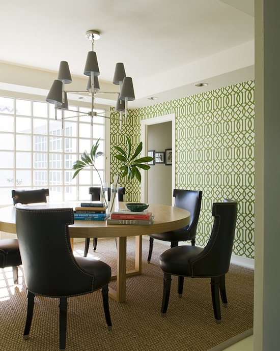 Green-geometric-for-dining-room-via-The-Zhush-wallpaper-wp5605297