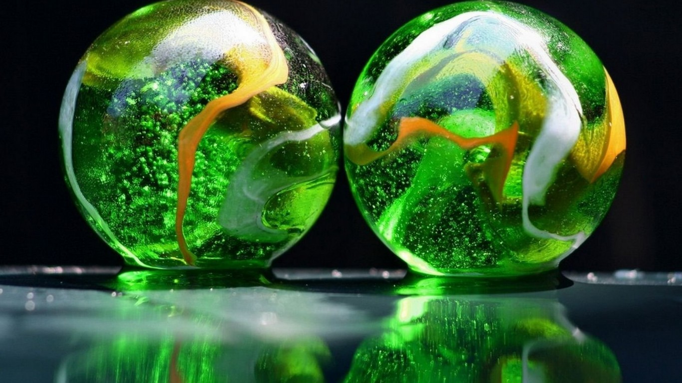 Green-marbles-D-illusion-wallpaper-wp4005098