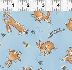 Guess-How-Much-I-Love-You-Clothworks-blue-rabbit-wallpaper-wp4807019
