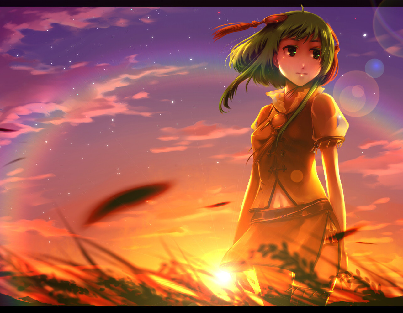 Gumi-at-sunset-channeling-Ranka-Lee-wallpaper-wp5806201