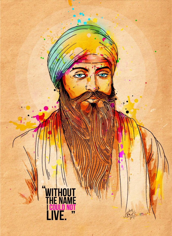 Guru-Angad-Dev-Ji-Inkquisitive-Illustration-wallpaper-wp5008237