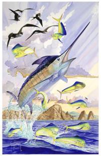 Guy-Harvey-Art-Gallery-cabo-blue-wallpaper-wp5405479