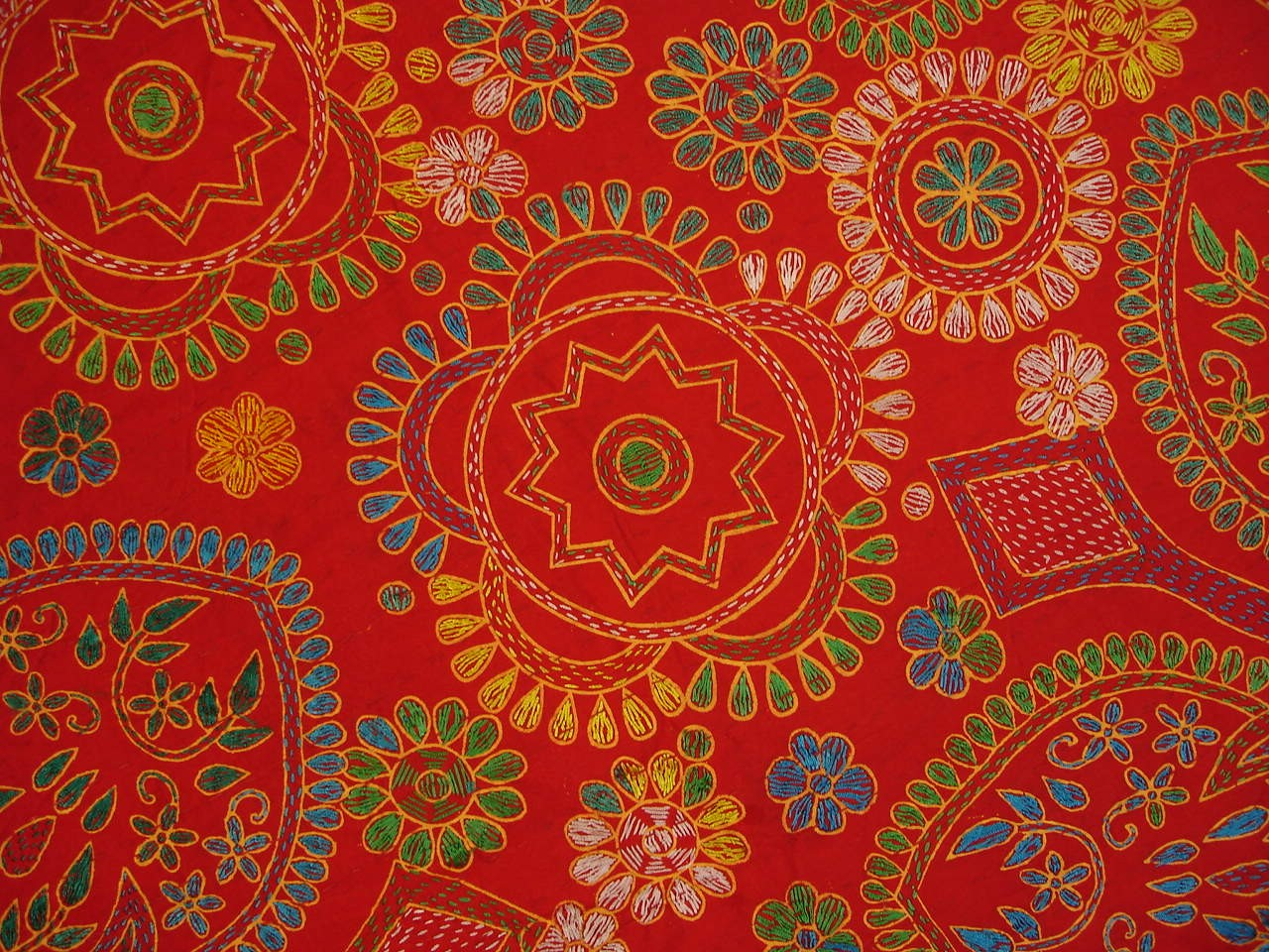 Hand-Stitched-Needlepoint-Embroidered-Cotton-Quilt-by-AlamsTrading-wallpaper-wp3406532