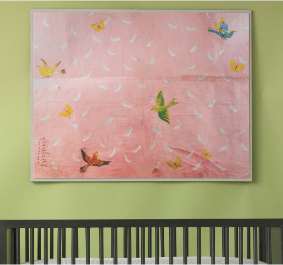 Hazy-shapes-and-mellow-hues-for-a-sweet-nursery-retreat-wallpaper-wp4807172