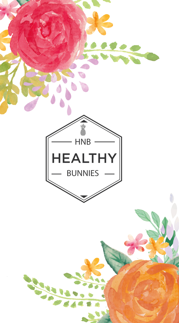 Healthy-Bunnies-flowers-iphone-Healthy-lifestyle-Enjoy-wallpaper-wp4606658