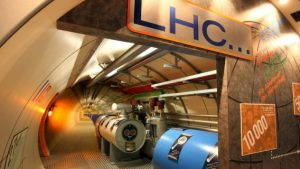 Higgs Boson wallpaper