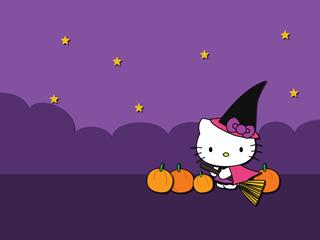 Hello-Kitty-Halloween-Background-Blueberrythemes-wallpaper-wp426043-1