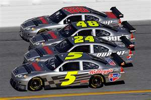Hendrick-Motorsports-celebrating-their-th-anniversary-in-Such-cool-cars-loved-the-look-of-wallpaper-wp3006584