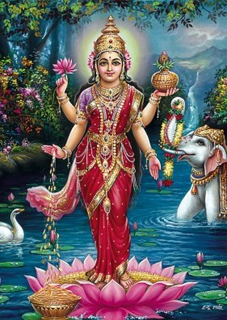 Hindu-Goddess-Lakshmi-Hindu-Goddess-of-Wealth-Lakshmi-Devi-wallpaper-wp5806475